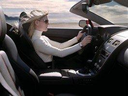 Mulheres conduzem melhor