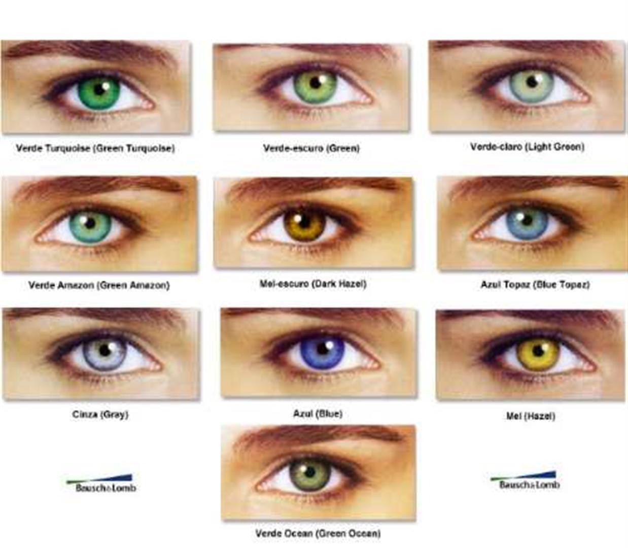 Cor Dos Olhos Cor Dos Teus Olhos