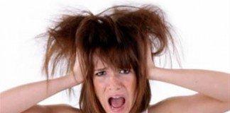Detonam os cabelos