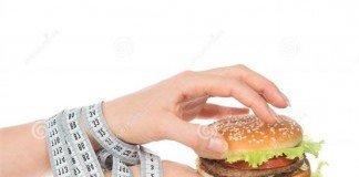 Dieta das mãos