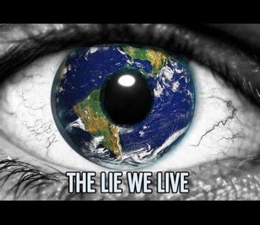 Mundo de mentira