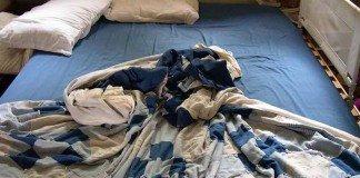 Fazer a cama