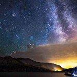 Chuva de meteoritos