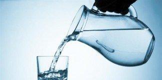 Beber a água