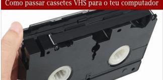 Vídeos de cassetes