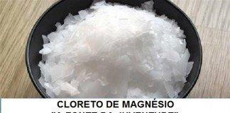 Água de cloreto de magnésio
