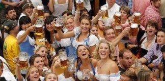 Mulheres que bebem