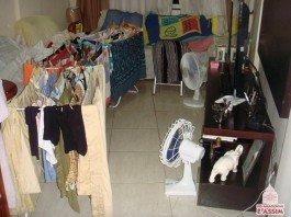 Secar a roupa