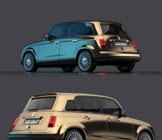 Renault 4-4x4