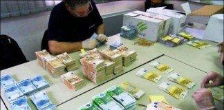 Dinheiro no banco