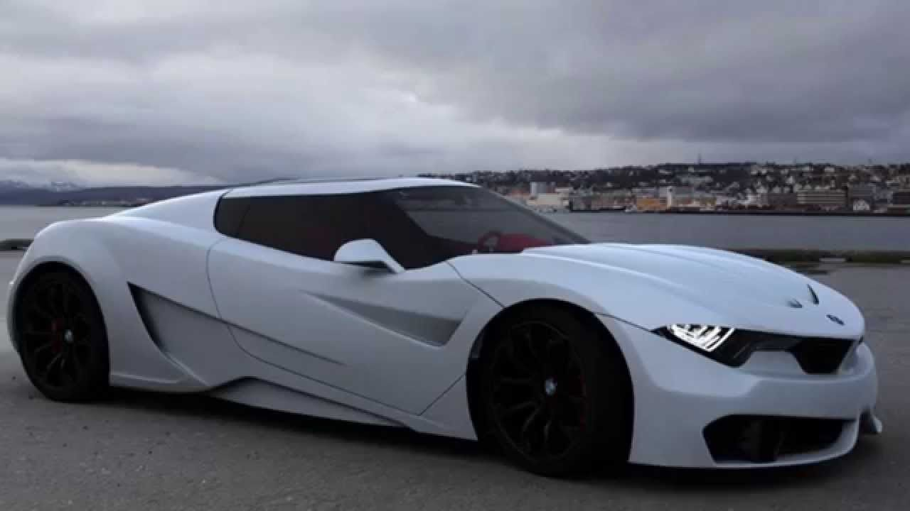 BMW irá lançar carro de deixar qualquer um de água na boca!