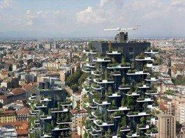 O primeiro prédio verde