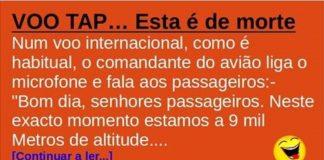 Voo internacional