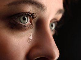 pessoas que choram são mais fortes