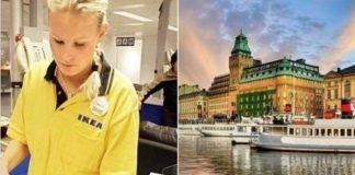Suécia diminui jornada