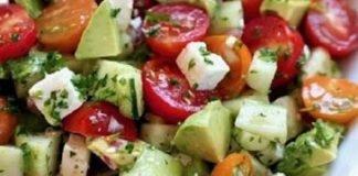 Deliciosa salada