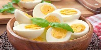 Comer um ovo