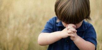 Prática religiosa na infância