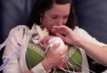 bebé prematuro de meio kilo