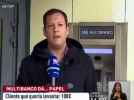 Homem vai levantar 20€