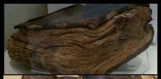 Bíblia descoberta com mais de 1500 anos