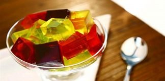 Comeres gelatina