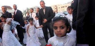 criança obrigada a casar