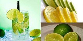 Não guardes limão