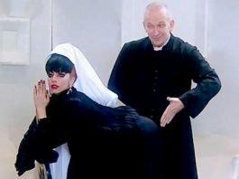 O padre e a freira