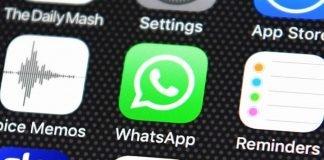 Whatsapp vais rastrear localização