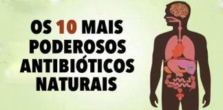 10 poderosos antibióticos