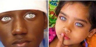 Cores de olhos