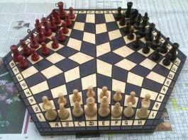 Novo xadrez