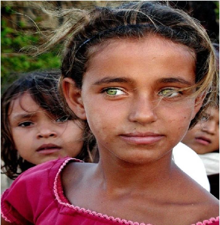As Cores De Olhos Mais Bonitas E Ex 243 Ticas Do Mundo