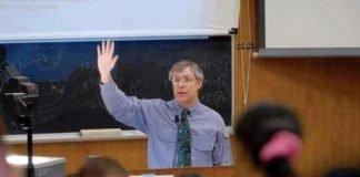 Professor de economia