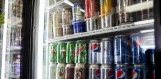 Refrigerantes sem açúcar