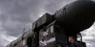 Rússia apresenta nova bomba