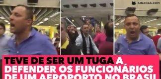 Aeroporto brasileiro