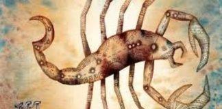 Namorar um escorpião