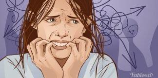 Principais sintomas da ansiedade