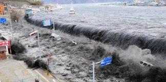 Tsunami pode atingir Portugal