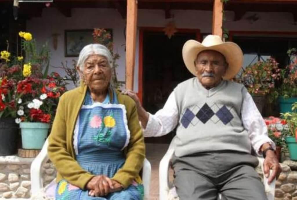 85 anos de casamento