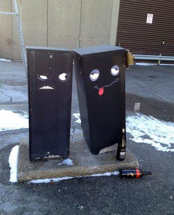 Actos de vandalismo