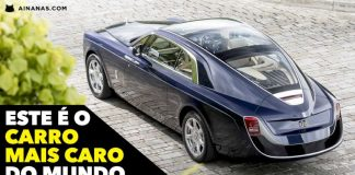 Carro mais caro do mundo