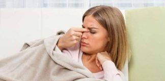 Cura para a sinusite