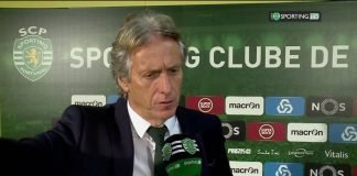 Exclusivo de Jorge Jesus à Sporting TV