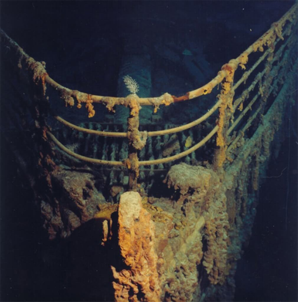 Fotos do Titanic