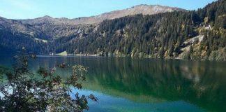 Lago mais claro do mundo