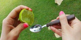 Limão espremido