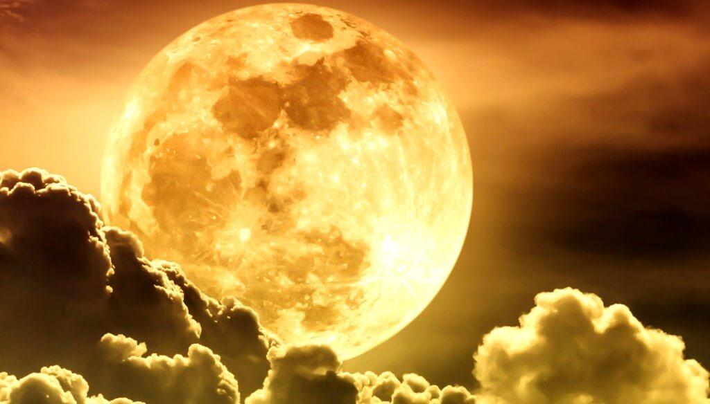 Mensagens Lua Cheia: Lua Cheia Em Capricórnio No Mês De Julho